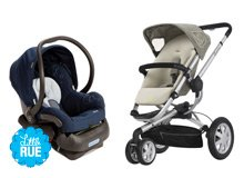Baby on Board Gear by Quinny, Maxi-Cosi, & More