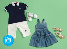 Kids' Globetrotting Style Off to Italy