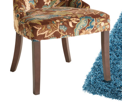 Save Peacock Hourglass Chair $179.99 reg $199.95