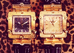 The Diamond Watch by Diamond Master, Ice Maxx, Dedia & more