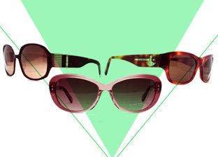 Nine West & Karl Lagerfeld Sunglasses under $75