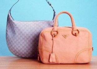 Luxury Italian Handbags: Prada, Gucci, Fendi & more