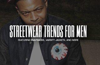 Streetwear Trends for Men
