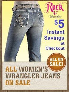Women's Wrangler