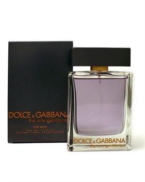 The One Gentlemen by Dolce & Gabbana Eau de Toilette for Men 3.3 oz.