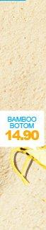Bamboo Tie Dye Bikini Bottom