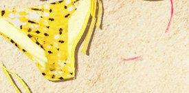 Bamboo Tie Dye Bikini Bottom $14.90 Style: 47560635