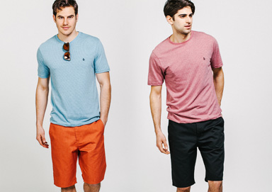 Shop Surf Style ft. Chinos & Tees
