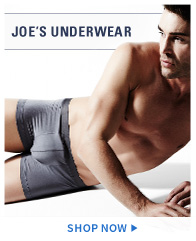 Shop Joe's Underwear