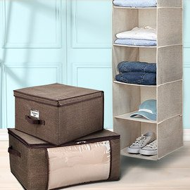 Clutter-Free: Storage Solutions
