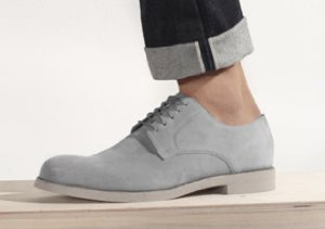 Now Trending: Grey Shoes