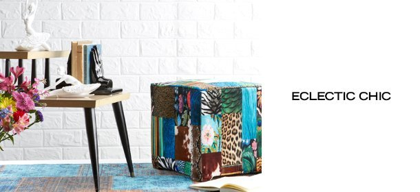 ECLECTIC CHIC, Event Ends March 20, 9:00 AM PT >
