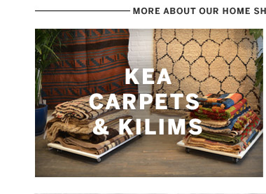 read about KEA carpets & kilims