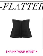 Figure Flattering Shapewear: Shrink Your Waist