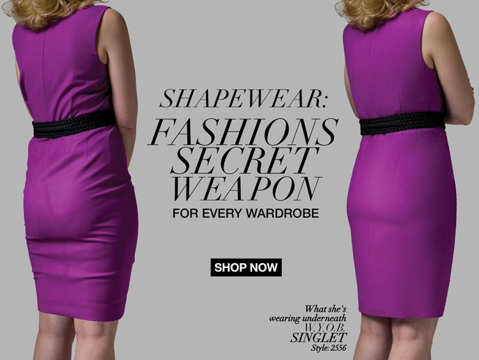 Shapewear: Fashtions Secret Weapon For Every Wardrobe