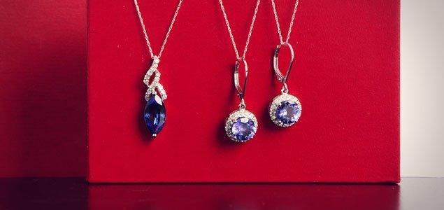 Gemstone Jewelry Blowout: Necklaces  & Earrings