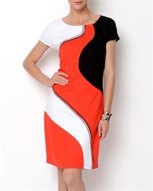 Lynn Ritchie Color Wave Dress