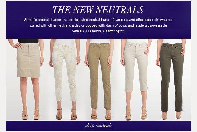 shop nuetrals