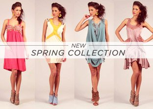 Angels Never Die Spring 2013 Collection