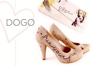 Ladylike: Dogo Higheels & Clutches