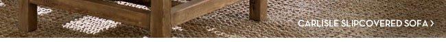 CARLISLE SLIPCOVERED SOFA