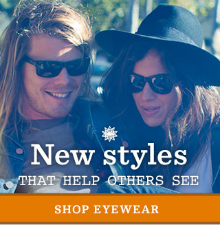 New styles that help others see