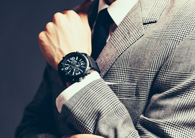 Shop Watches: Oversized & Detailed Dials