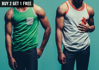 Shop Catch Rays ft. New Color Block Tanks