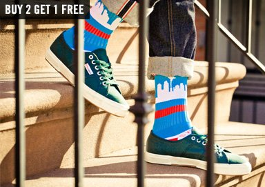 Shop Rock These Socks: Patterns & More