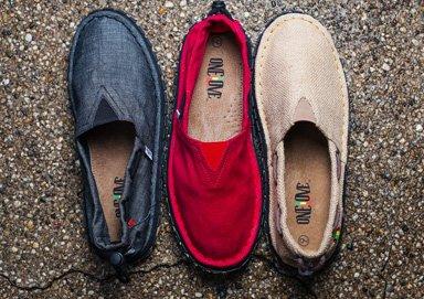 Shop Bob Marley Hemp Slip-Ons & Sandals