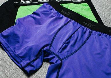 Shop Stock Your Underwear Drawer ft. Puma
