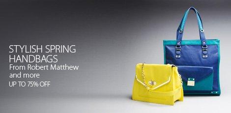 Stylish Spring Handbags