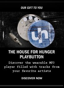The House for Hunger Playbutton