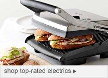 shop top-rated electrics
