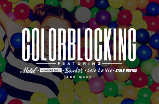 Colorblocking