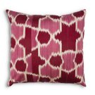 Drago Fruit Ikat Pillow