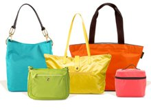 The Getaway Bag Lightweight Nylon Carryalls