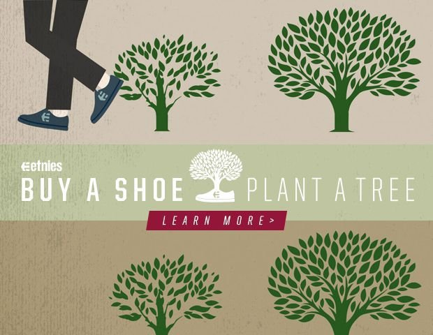 Learn more on Buy A Shoe, Plant A Tree