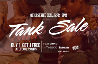 Tank Sale