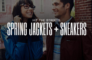 Hit The Streets: Spring Jackets
