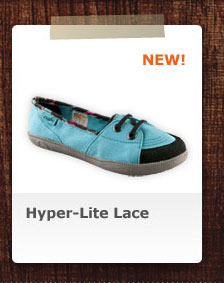 Hyper-Lite Lace