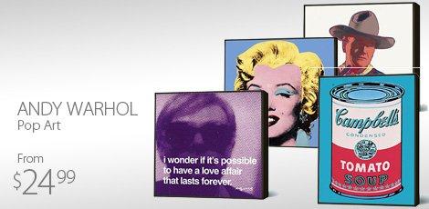 Andy Warhol: Pop Art