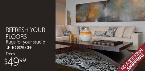 Refresh Your Floors, Rug Studio