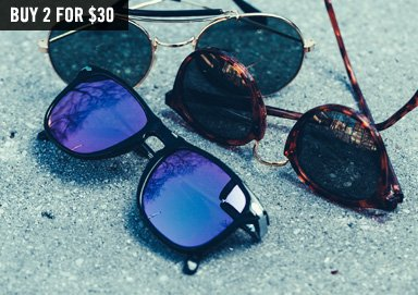 Shop Vintage-Style Sunglasses