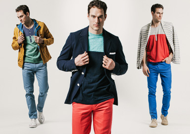 Shop Editors' Picks: Rock a Color Block