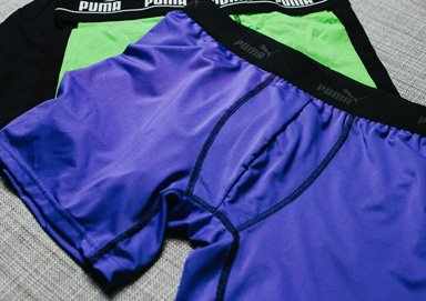 Shop Stock Your Underwear Drawer ft. Puma