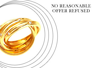 No Reasonable Offers Refused: Charriol, Cartier, Hamilton & more