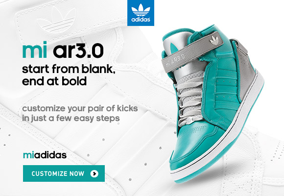 Customize the mi AR 3.0 shoes »
