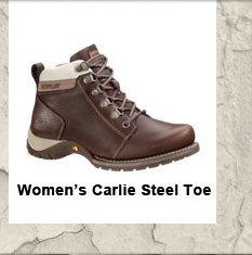 Women's Carlie Steel Toe