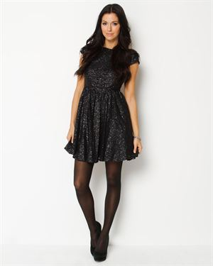 Eros Apparel Sequin Dress $45